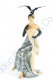 Sophisticated 20's Charleston Figurines 'Betty' 58303